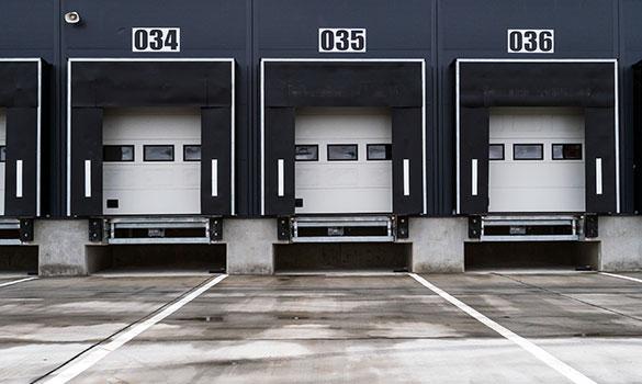 Loading Dock Equipment & Levelers Bogart & Athens