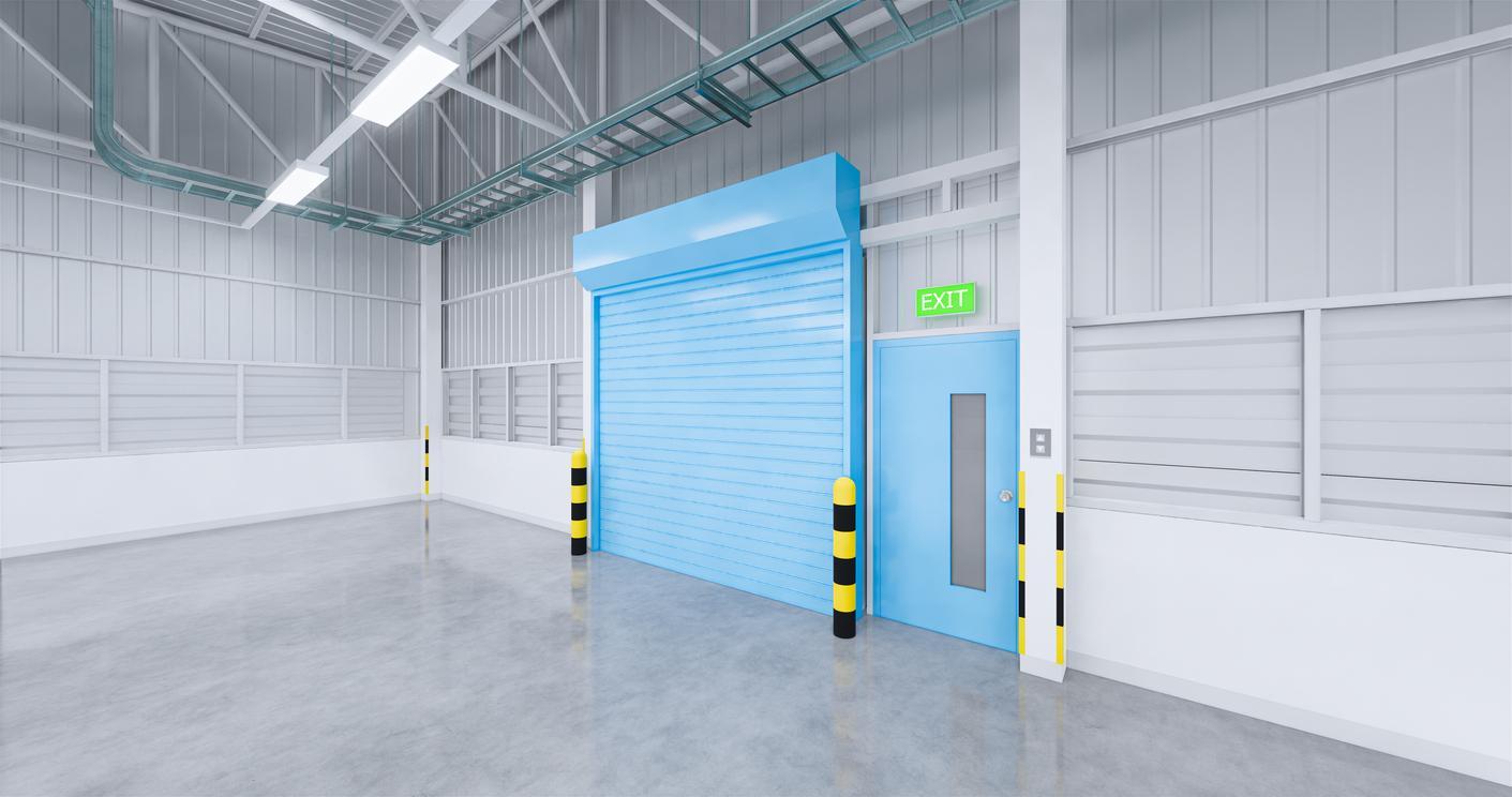 Rolling Steel Garage Doors Athens